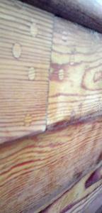 Slipade fribord klara för lackning